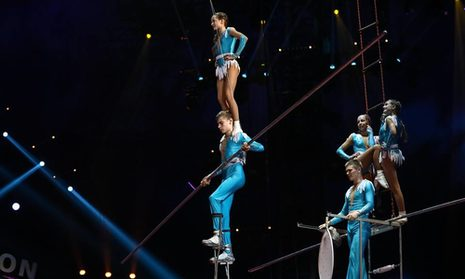 Tightrope Walkers Kuznetzov