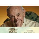 """Im Caligari: """"Papst Franziskus -Ein Mann seines Wortes"""""""
