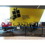 Lastenräder: Ausstellung im Luisenforum