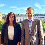 Birgit Knetsch und Dr. Oliver Franz