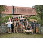 Begeisterte Auszubildende der WJW bereiteten Herbstfest vor
