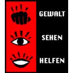 Logo Gewalt-Sehen-Helfen