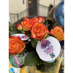 Fairtrade-Rosen an Valentinstag
