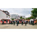 Drei neue MTW für die Freiwilligen Feuerwehren Schierstein, Auringen und Kastel