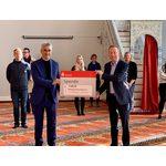 Städtische Ausbildungsgruppe und Integrationsdezernent besuchen Süleymaniye-Moschee