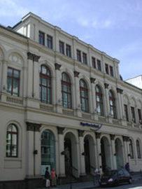 Casino Gebäude