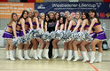 Liliencup Finale 2014 / Cheer4you, mit Trainerin Bianca Minner, Mitte