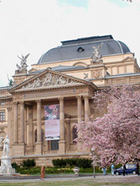 Art and culture in wiesbaden