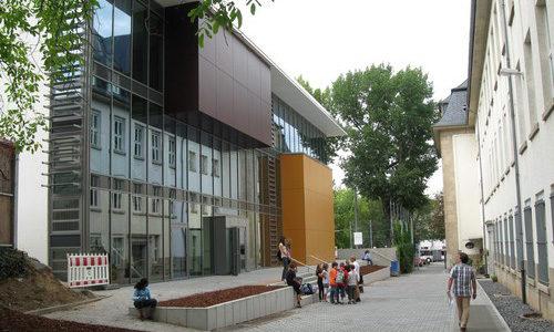 Elly-Heuss-Schule Wiesbaden