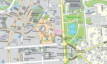 Wiesbaden Karte.Stadtplan Landeshauptstadt Wiesbaden