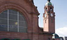 Wiesbaden Main Station