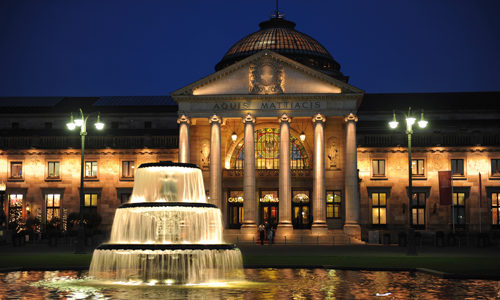 New Year's Eve Party at Kurhaus Wiesbaden