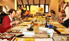 Aquarellworkshop