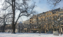 Winter in Wiesbaden