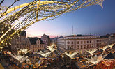 Discover Wiesbaden during the Twinkling Star Christmas Market
